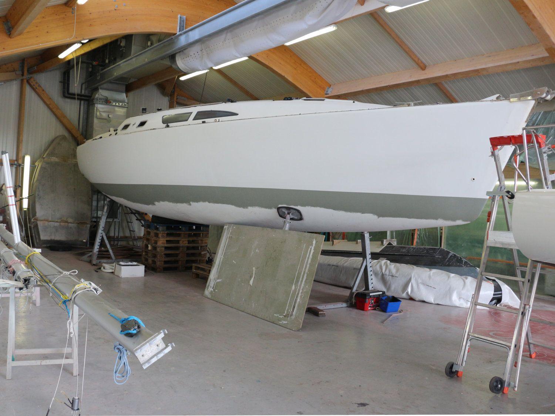 Un nouveau bateau dans la flotte de l'INB : un Sun Fast 37 refité