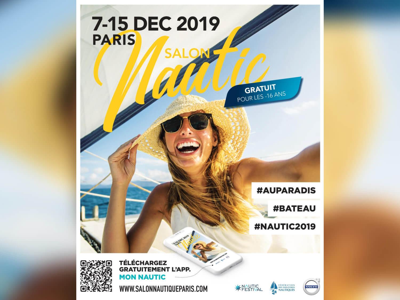 INB au Nautic. Espace Emploi, Hall 1 stand B27