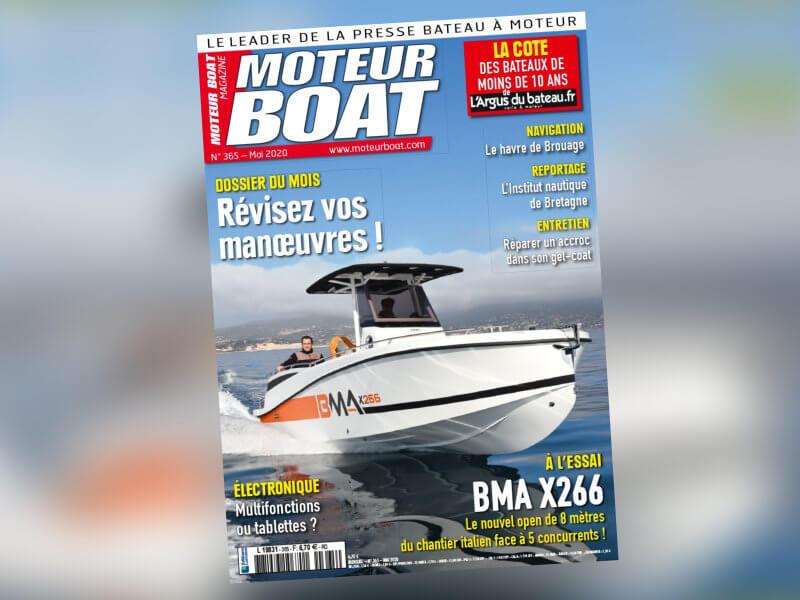 actu 2006 inb moteur boat