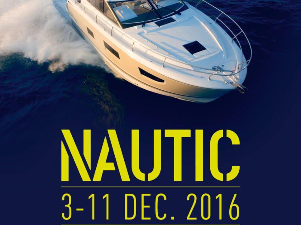 L'INB au Nautic du 3 au 11 décembre, stand PE17