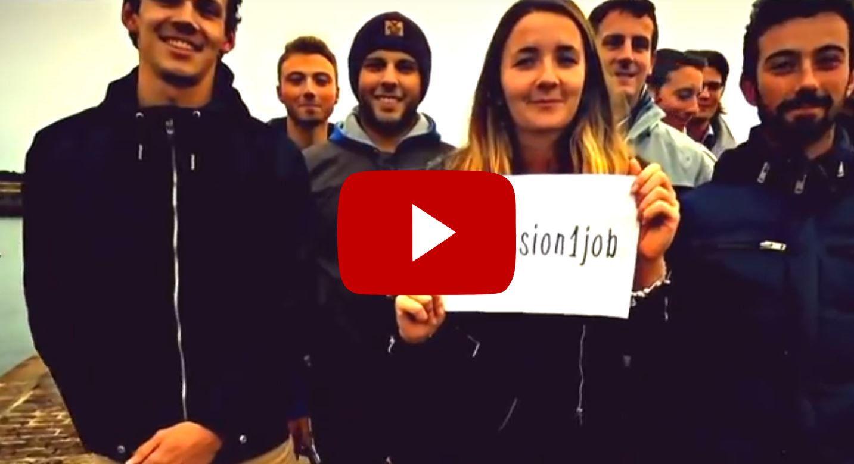#1passion1job Découvrez les vidéos!