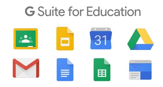 G Suite education